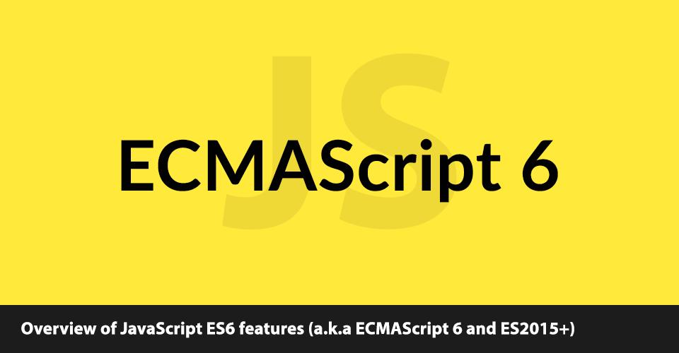Обзор функций в JavaScript ES6