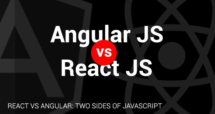 Изображение к React vs Angular: две стороны JS