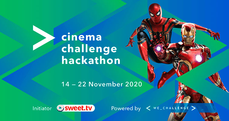 Cinema Challenge Hackathon. 14-22 ноября 2020 года