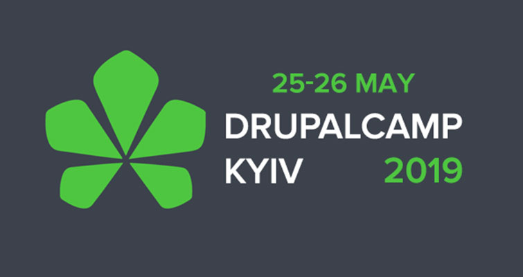 DrupalCamp Kyiv 2019