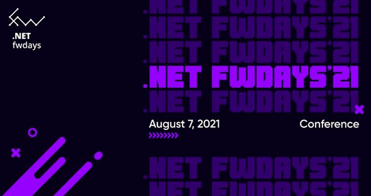 Конференция .NET fwdays'21