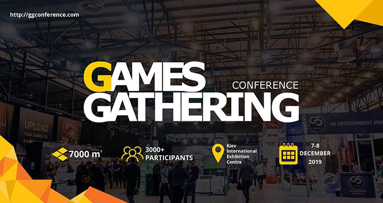 Games Gathering 2019 Kiev