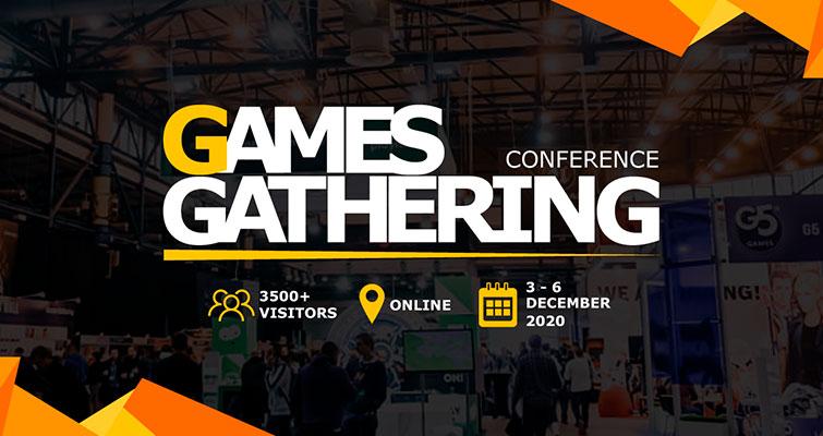 Games Gathering 2020 уже на этой неделе!