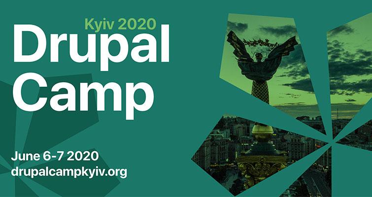DrupalCamp Kyiv 2020