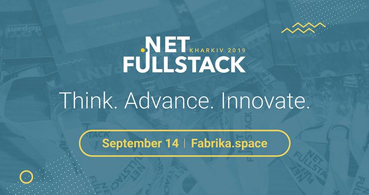 .NET FullStack Kharkiv Conference