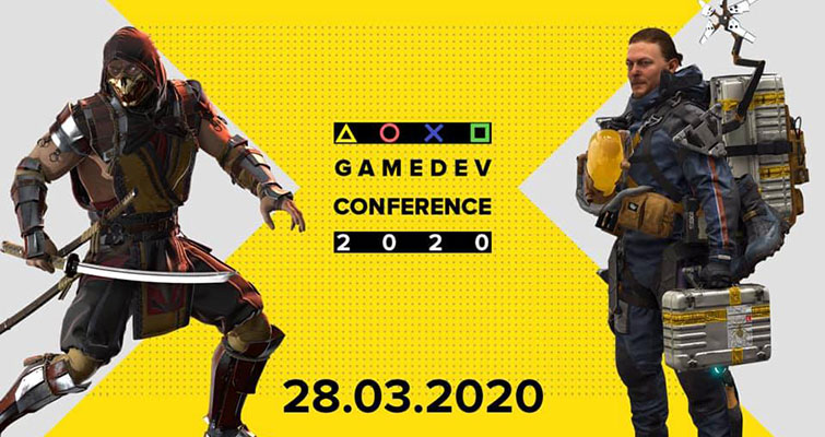Lviv GameDev Conference 2020.