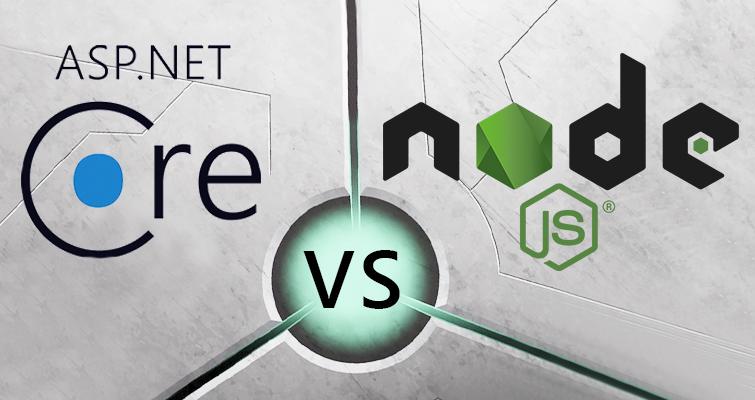 ASP.NET Core vs Node.JS