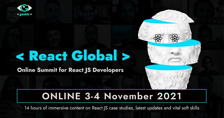 React Global Summit 2021