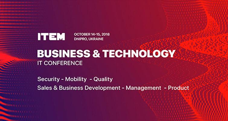 ITEM Business & Technology