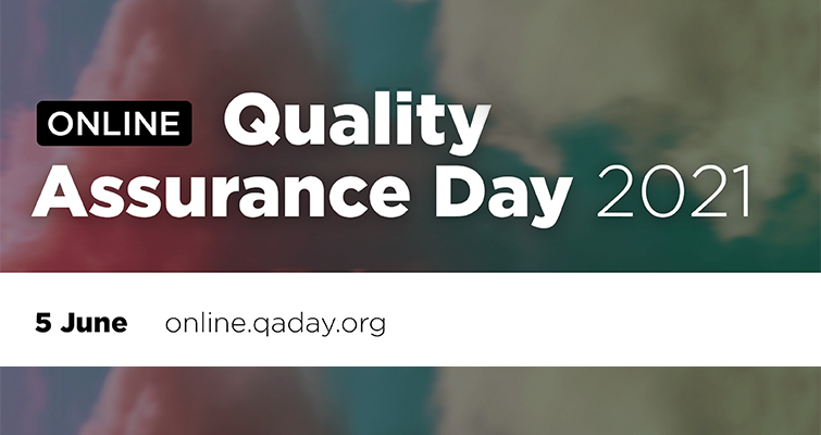 Online Quality Assurance Day 2021