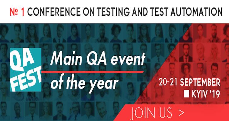 QA Fest 2019