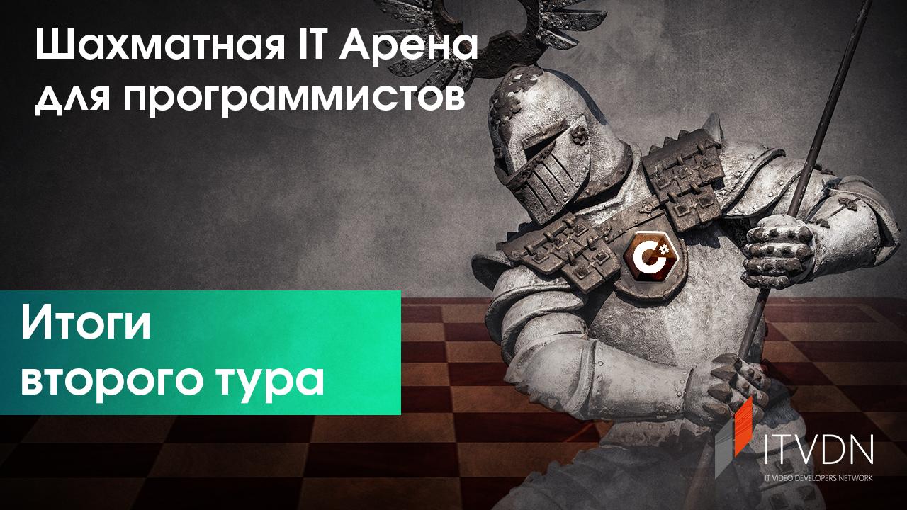 Итоги второго тура Шахматной IT Арены для программистов