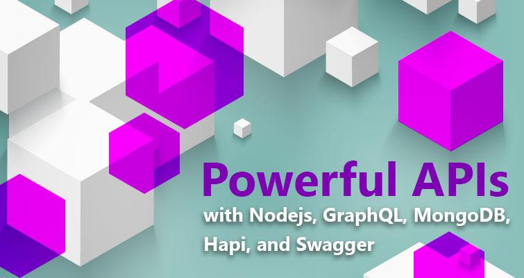 Конфигурируем API с помощью Nodejs, GraphQL, MongoDB, Hapi и Swagger