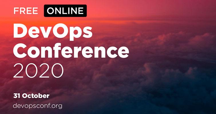 Free Online DevOps Conference 2020.