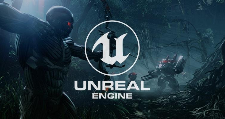 Разработка игр на Unreal engine 4
