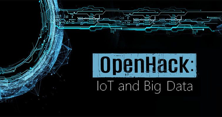 OpenHack Kyiv: IoT and Big Data. April 11-13th, 2018