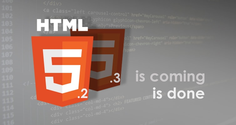 HTML 5.2 is done, HTML 5.3 is coming
