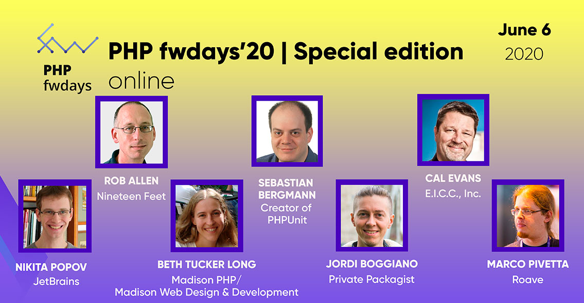 PHP fwdays | Special Edition