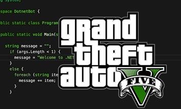 Практикум курса C# Стартовый на примерах из GTA 5