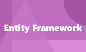Курс Введение в Entity Framework. Шаблоны разработки Entity Framework