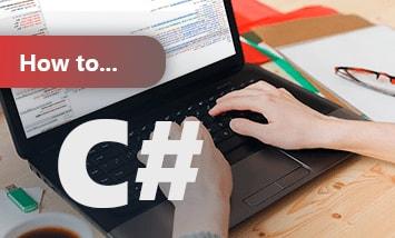 How to C# Углубленный