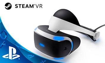 Курс Разработка игр для Steam VR c использованием PlayStation VR