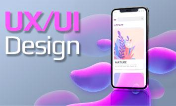 UX/UI Design мобильных приложений