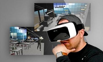 Разработка Virtual Reality (VR) игр на Unity