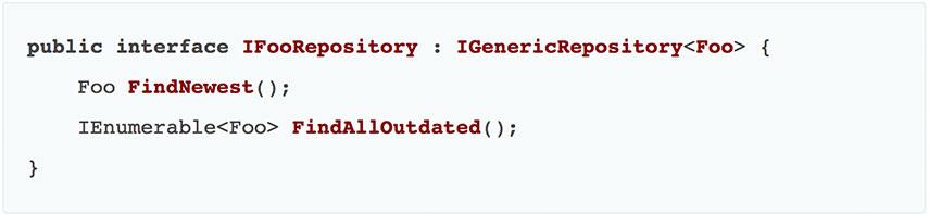 Как не надо использовать паттерн «Repository»