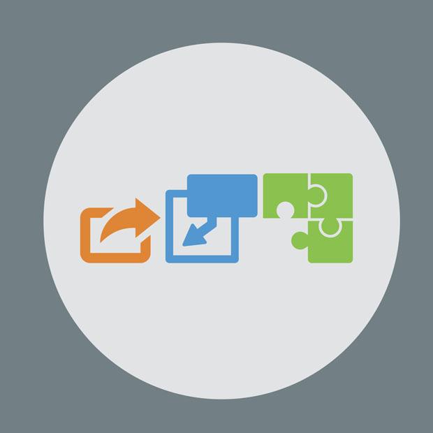 Иконка курса Платформа Managed Extensibility Framework (MEF)