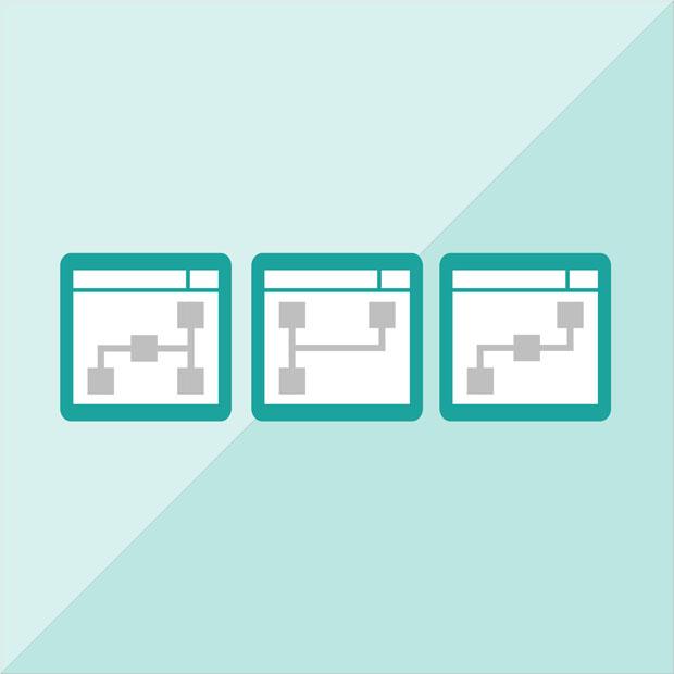 Иконка курса Обзор шаблонов проектирования