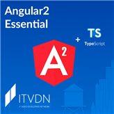 Иконка курса Angular2 Essential