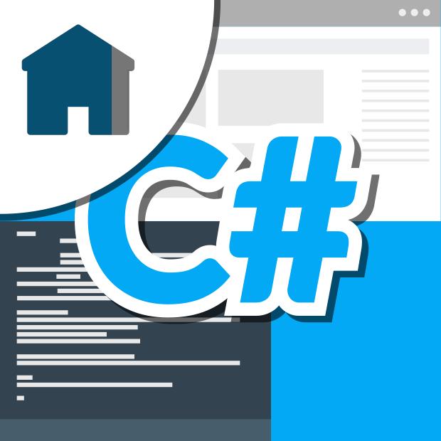 Иконка курса Выполнение домашнего задания по курсу C# Базовый