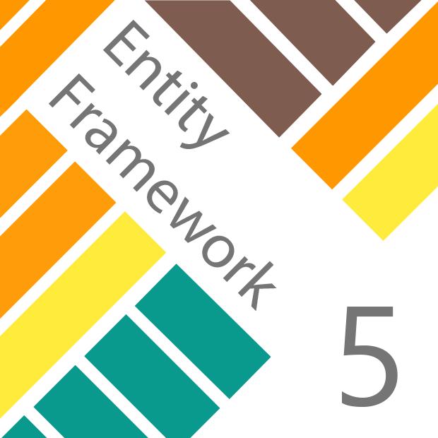 Иконка курса Entity Framework 5