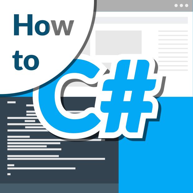 Иконка курса How to C# Essential