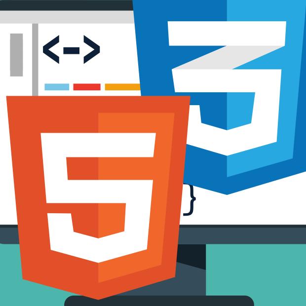 Иконка курса Видео курс HTML5 и CSS3
