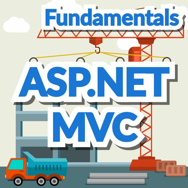 Иконка курса ASP.NET MVC Fundamentals