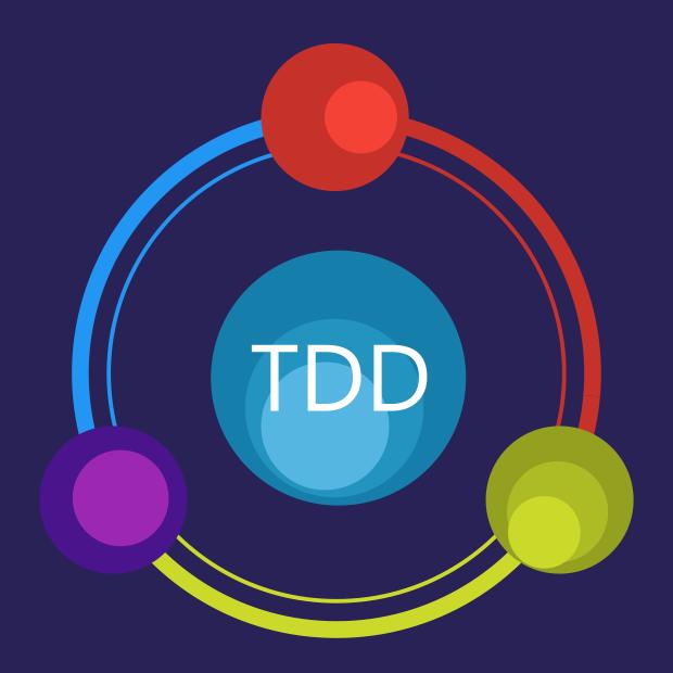 Иконка курса TDD - Разработка через тестирование
