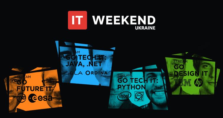 ІT Weekend Ukraine
