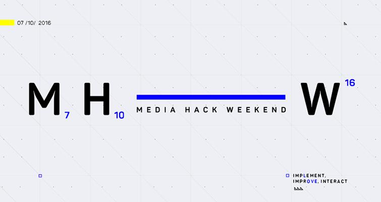 Media Hack Weekend 2016