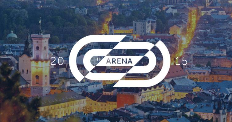 Lviv IT Arena 2015