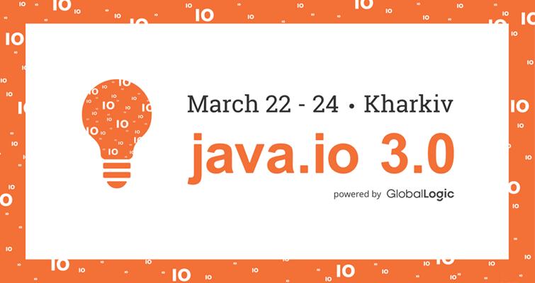 Конференция java.io 3.0 от GlobalLogic