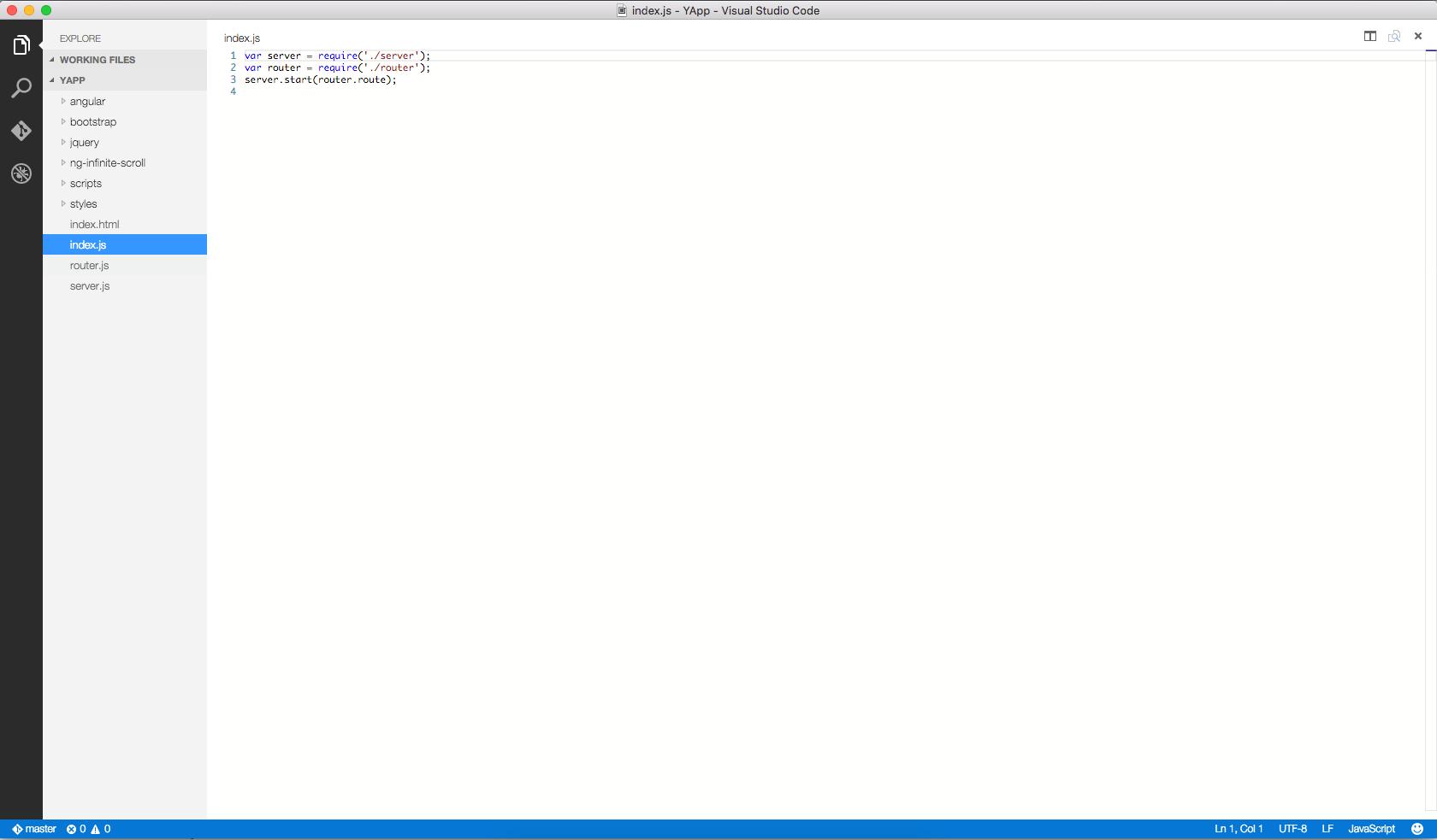 Visula Studio Code