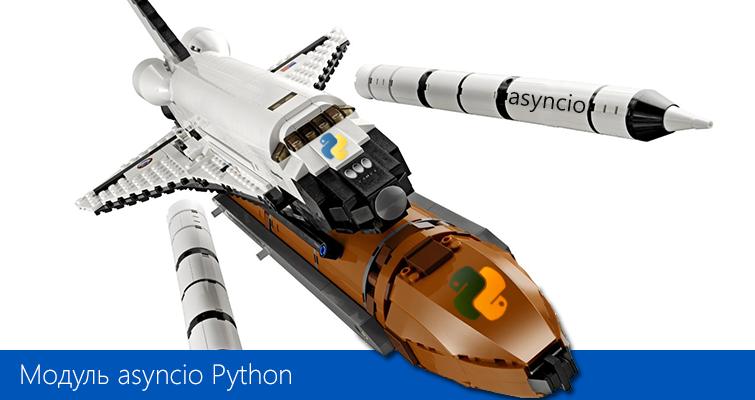 Модуль asyncio Python