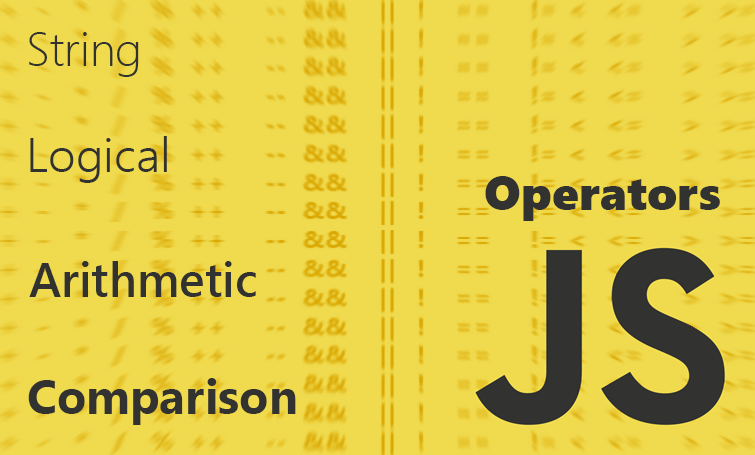 Операторы JS