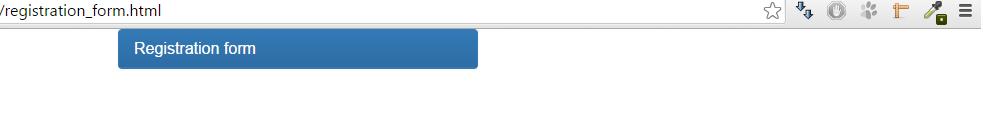 Форма в браузере