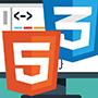 Изображение HTML, CSS, курсы программирования и создания сайтов на HTML5, CSS3