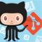 Иконка курса Видео курс Основы использования Git