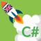 Иконка курса C# Starter (EN)