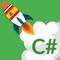 Иконка курса C# Starter (ES)